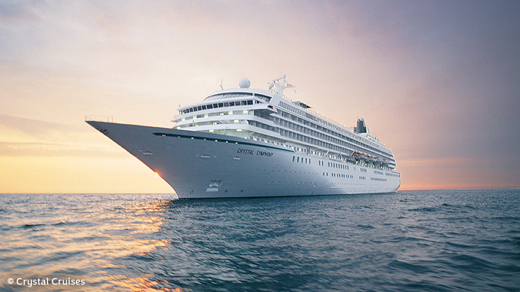 MS Crystal Symphony | Indian Summer