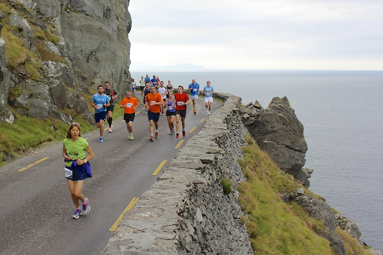 Dingle Marathon, Irland, County Kerry