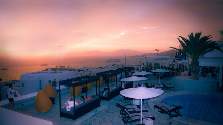 Mykonos | Elysium exclusive Gay Hotel