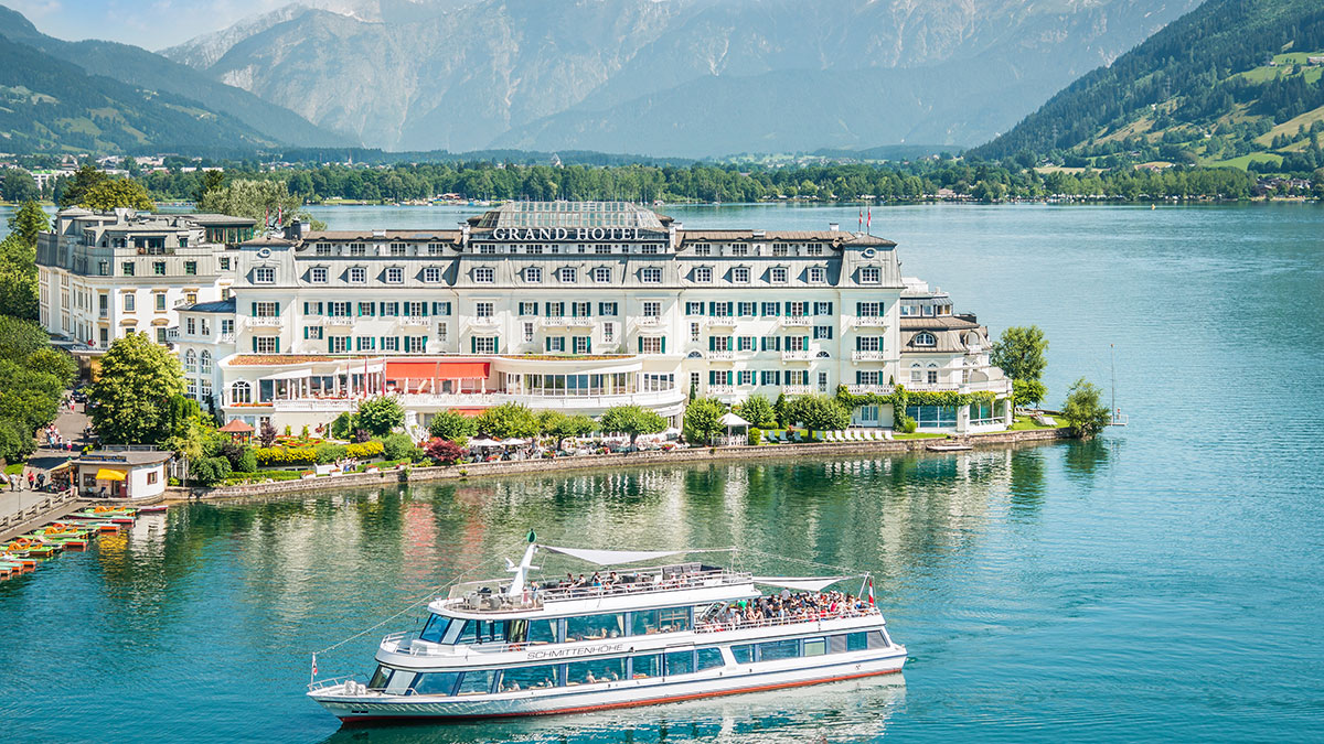 Gran Hotel Zell am See