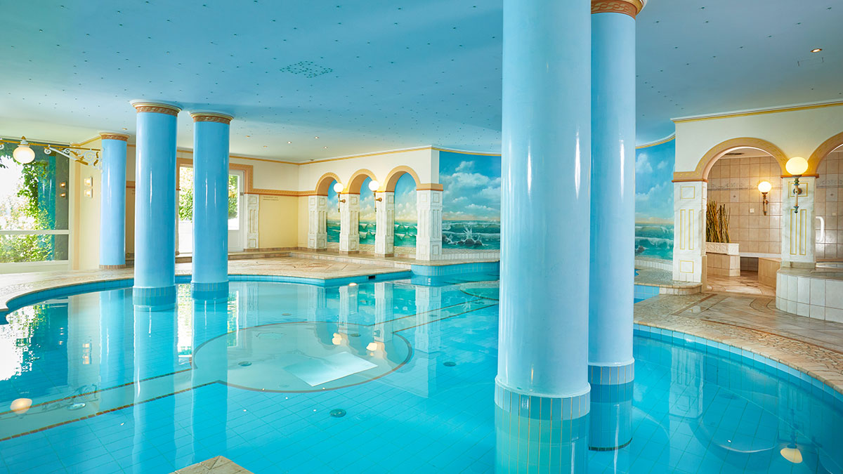 Gran Hotel Zell am See Pool
