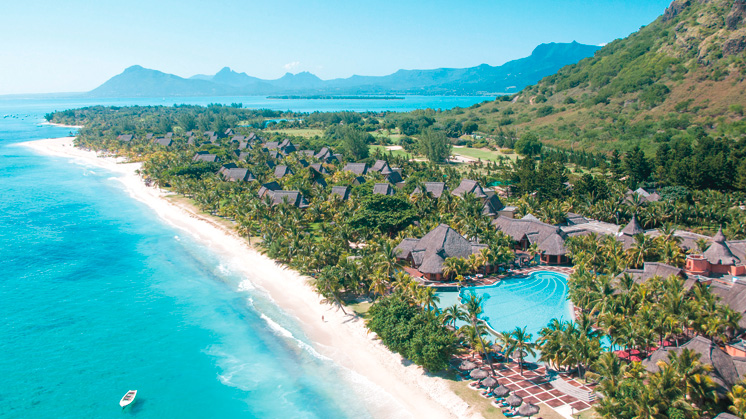 Mauritius | Dinarobin Beachcomber Golf Resort & Spa