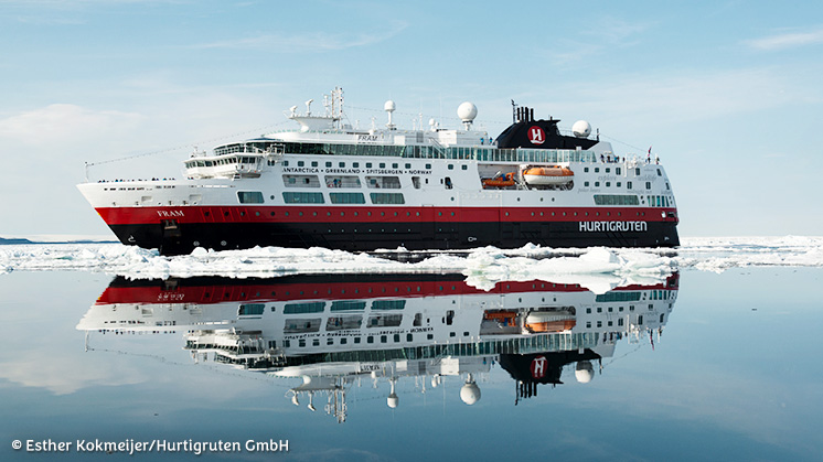 MS Fram | Expedition Rund um Spitzbergen