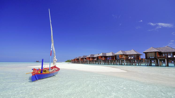Malediven | Olhuveli Beach & Spa Maldives
