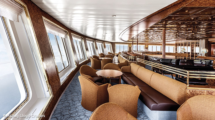 MS HANSEATIC | Lounge