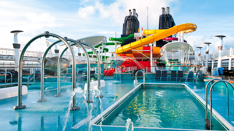 Norwegian Epic | Pool