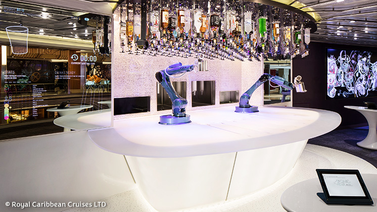 Spectrum of the Seas | Bionic Bar