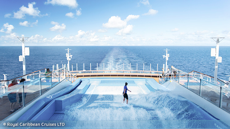 Spectrum of the Seas | Flowrider