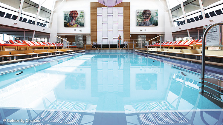 Celebrity Silhouette | Pool