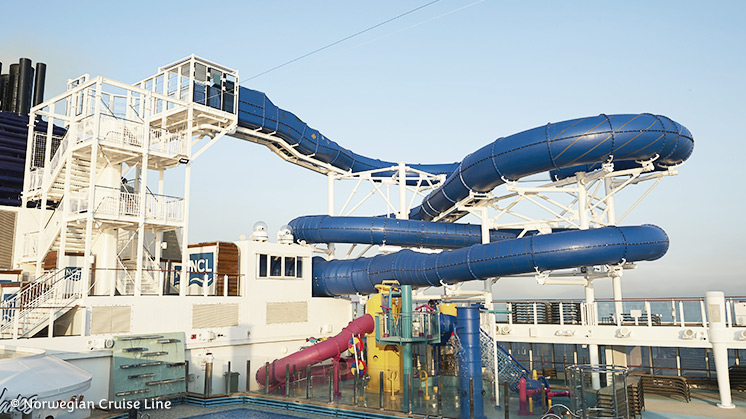 Norwegian Bliss | Aquapark