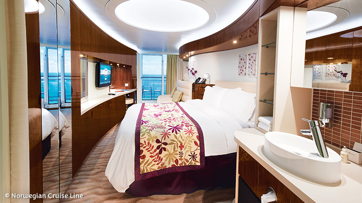 Norwegian Epic | Balkonkabine