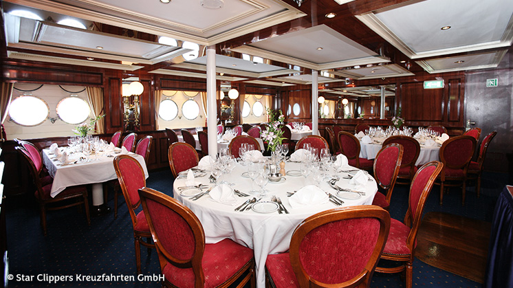 Royal Clipper | Restaurant