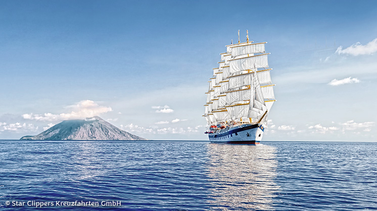 Royal Clipper | Grenadinen Inseln