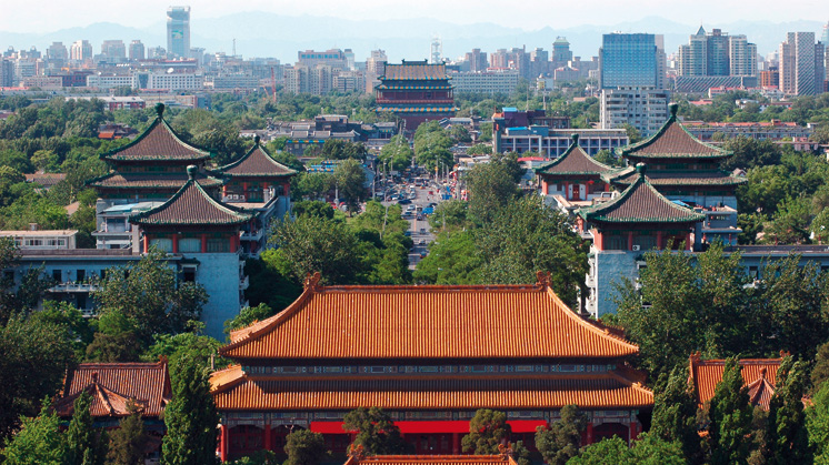 China | Peking und Shanghay City Breaks