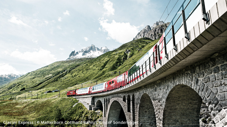 Grand Train Tour Schweiz Rundreise