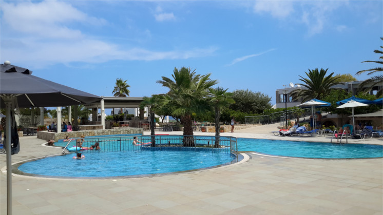 Skyros Palace Pool