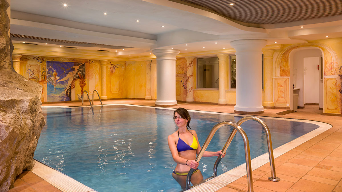 Sporthotel Brixen Pool Indoor