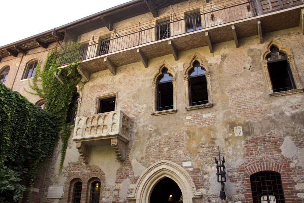 Haus der Julia in Verona