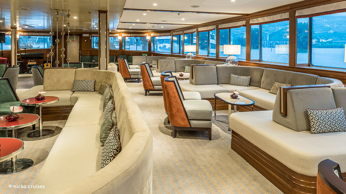 MS Douro Cruiser | Panorama-Salon